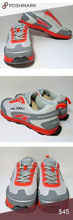 0fd9ee464 NWOB NEW Altra Zero Drop Youth Running Shoes 5 5.5 NWOB NEW Altra Zero Drop  Youth