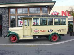 Studebaker bus (1936)