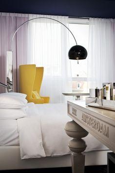 Andaz Amsterdam Hotel designed by Marcel Wanders