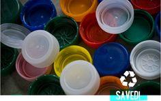 Matt - 32 plastic bottle caps needed. aquapotabile.com
