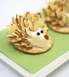 Hedgehog Cheese. Project Denneler