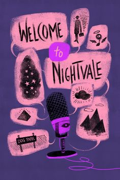 Welcome to Night Vale fanart