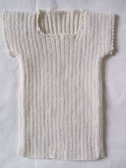 Ravelry: Plain or Ribbed Vests pattern by Shepherd Yarns