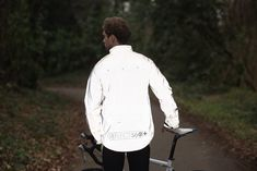 Proviz Mens Reflect360  Cycling Jacket Silver XSmall ** Be sure to check out this awesome product. (This is an affiliate link)