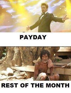 Paycheck history
