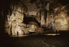 Cueva de Tanzozob, San Luis Potosí, México.