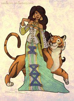 mashup-disney-princesses-final-fantasy-x-2-13