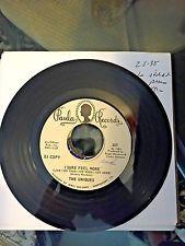 ROCK 45 RPM RECORD - THE UNIQUES - PAULA RECORDS 307