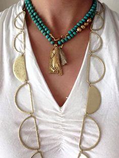 www.mysilpada.com/leo.braun KRN0043 ~ Half Moon Necklace KRN0046 ~ Dominica Details Necklace