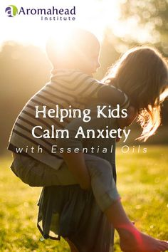 When kids reach a certain age, it's common for them to have some anxiety now and then. Like at bedtime . . . and diffusing essential oils is a great way to calm anxiety!    Here's a diffuser blend that is emotionally comforting (like a security blanket).  #AromaheadBlog
