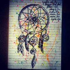 Dream Catcher, Tattoos, Drawings, Painting, Art, Art Background, Dreamcatchers, Tatuajes, Tattoo