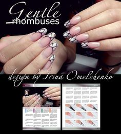 Design by Irina Omelchenko,published in Nailure 6/2012
