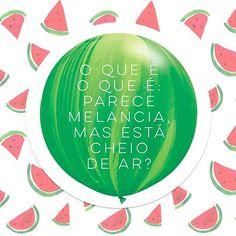 """O balão gigante verde marmorizado!!! Lindo!!! Para comprar acesse nossa loja virtual, temos essa estampa em diversas cores e também no formato 11"""". http://festeirice.com.br/bal-o-gigante-verde-marmorizado.html  #festeirice #balao #balaogigante #balaoredondo #festainfantil #decoracaodefesta #melancia #piquenique #picnic #festapicnic #festafazendinha #fruta #magali"""
