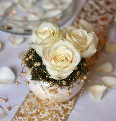 Rose Table Decorations, Rose, Ethnic Recipes, Wedding, Home Decor, Casamento, Homemade Home Decor, Pink, Roses