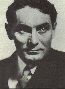 V.I. Pudovkin (1893-1953) Russian and Soviet film director, screenwriter and actor