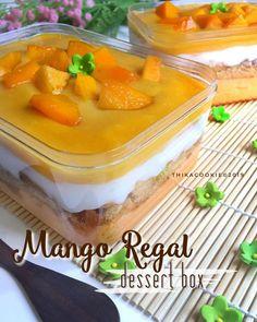 Box Cake Recipes, Snack Recipes, Dessert Recipes, Cooking Recipes, Cake Receipe, Snacks, Dessert Boxes, Dessert Cups, Tastemade Recipes