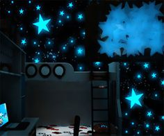 New Hot 100pcs/pack 3cm 3D Stars Glow In The Dark Luminous Fluorescent Plastic Wall Stickers Living Home Decor For Kids Rooms♦️ SMS - F A S H I O N 💢👉🏿 http://www.sms.hr/products/new-hot-100pcspack-3cm-3d-stars-glow-in-the-dark-luminous-fluorescent-plastic-wall-stickers-living-home-decor-for-kids-rooms/ US $2.17