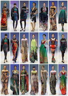 Hong Kong Fashion Week Fall Winger 2009 Day4 Deng Hao Fashion Shenzen    photography by Stefan Gosatti