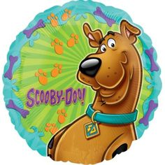 Foil Scooby Doo Balloon 17in - Party City