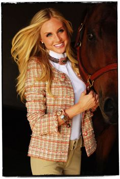 This choker necklace here is the perfect complement to a classic equestrian look.  Necklace: http://coopercreekcollections.com/collections/equine-necklaces/products/ccn412  Bracelet: (In Copper) http://coopercreekcollections.com/collections/bracelets/products/ccb202 — at Shady Oaks Farm, Sarasota, Fl.