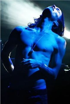 Brandon Boyd from Incubus :)