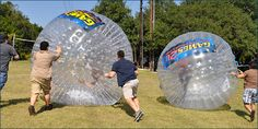 Help your church set fund raising records! There's no better way to get the most out of your next fundraiser than with a Games2U entertainment extravaganza. Create excitement and encourage participation with our mobile video game theater, giant hamster balls, outdoor laser tag and more. These are just a few of the unique, exciting and safe activities we can bring to your next event.