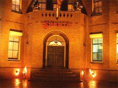 Brasserie Kasteel Spangen - Top Trouwlocaties - Rotterdam #trouwlocatie #trouwen #feestlocatie