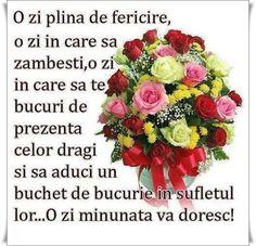 Imagini pentru o zi minunata Floral Wreath, Wreaths, Bouquet, Flower Band, Floral Arrangements, Floral Arrangements