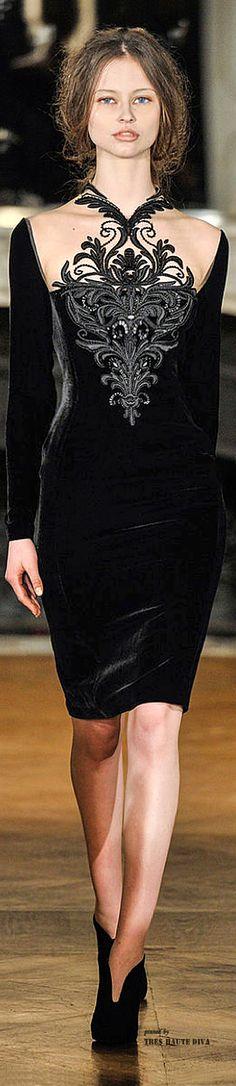 Yulia Yanina Couture Fall 2014