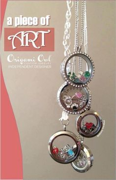 Living Lockets and Tags Photos by Independent Designers - Origami Owl team Perfectly H.I.P.P.