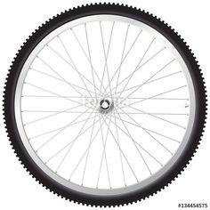 Vector: Bicycle Wheel