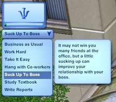 Mod The Sims - Psychology Career