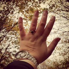 Et dejligt billede fra dagens gå tur.  #hvisk #hviskstyling #hviskstylist #hviskjewellery #hvisknailit #smykker #jewellery #ringen #fingerring #fingerringe #ring #ringe #rings #ur #certinawatch #certina #certinaur #efterår #efteråret #dagensgåtur #gåtur #natur #naturen #danmark #denmark