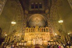 La Cathedrale Orthodoxe Russe Saint-Nicolas - Nice, France. www.annjaneliving.com