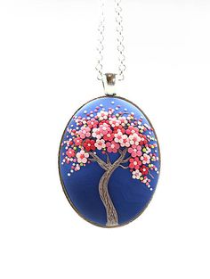 Gift-for-mum Gift-for-mother Gift-women Tree-Of-Life necklace