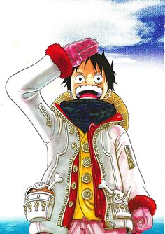 One Piece Colorspread Project