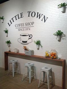 Cofee Shop, Cerámica Ideas, Restaurant Bar, Instagram Posts, Home Decor, Happy, Pattern, Blog, Bathroom Furniture