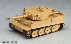 Nendoroid More - Girls und Panzer - Tiger I