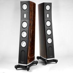 """Raidho Acoustics - High End Loudspeakers"" !...  http://about.me/Samissomar"