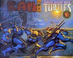 Teenage Mutant Ninja Turtles vol. 2 #1 by A.C. Farley