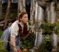 Wizard of Oz - Its' a man
