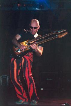 Joe Satriani, Ibanez double neck