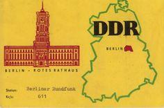 1963 Berliner Rundfunk Berlin DDR