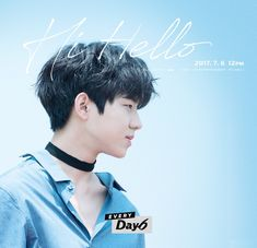 DAY6 <Every DAY6 July> Teaser Image #DAY6 #EveryDAY6 #Hi_Hello #Dowoon