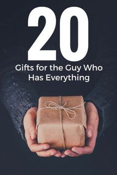 What Do You Get For Your Boyfriend Brother Or Guy Friend Who Have