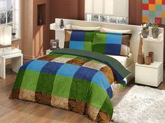 Pościel satynowa Valentini Bianco Limited Edition VANESSA YESIL, 160x200 + 2x 70x80 cm oraz 220x200 + 2x70x80 cm, 100% bawełna.