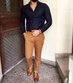Super how to wear brogues men suits Ideas Formal Dresses For Men, Formal Men Outfit, Casual Outfits, Men's Formal Wear, Mens Fashion Suits, Mens Suits, Moda Formal, Style Masculin, Man Dressing Style
