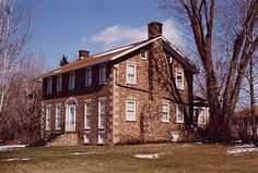 Cobblestone home, circa 1800's,  Henrietta, NY