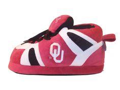 Oklahoma Sooners Slippers