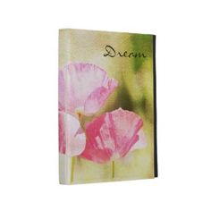 Inspired Pink Poppies Ipad Cases by joacreations